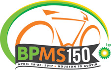 BP MS 150 logo.